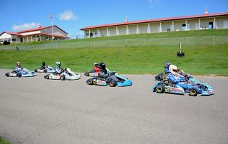 go kart racing competition
